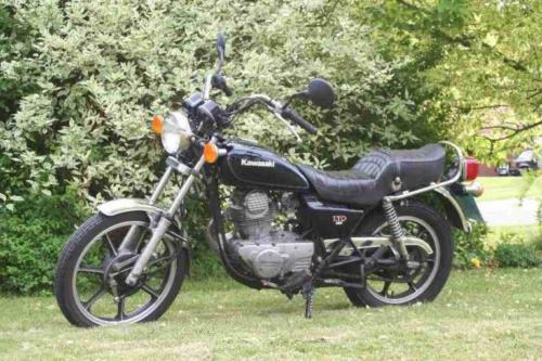 Kawasaki 250 LTD