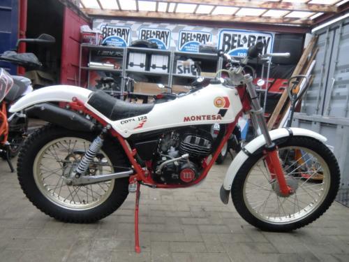 Montesa Cota 200