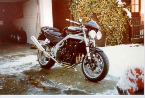 Triumph Speedtriple 955